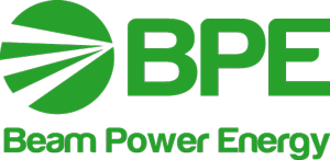 BPE Beam Power Energy Logo